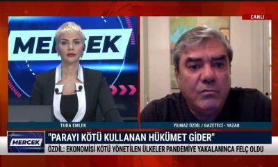 Yılmaz Özdil'den çok konuşulacak yorum: Türkiye'de bugün iktidar değişse Erdoğan'ın haberi olmayabilir