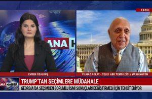 TELE1 Washington Temsilcisi Yılmaz Polat: Trump'ın ses kayıtlarını Cumhuriyetçiler sızdırmış olabilir – TELE1 ANA HABER