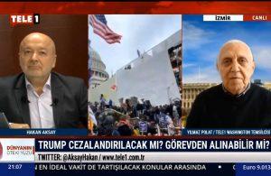 Trump görevden alınabilir mi? TELE1 Washington Temsilcisi Yılmaz Polat açıkladı
