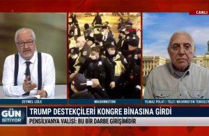ABD'de neler oluyor? TELE1 Washington Temsilcisi Yılmaz Polat son gelişmeleri aktardı