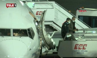 Uçakta yasağı delmişti: İner inmez gözaltına alındı!