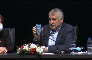 Kemal Kılıçdaroğlu ve Zeydan Karalar, apartman görevlileri için umut oldu