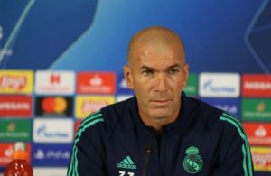 Zidane koronavirüse yakalandı!
