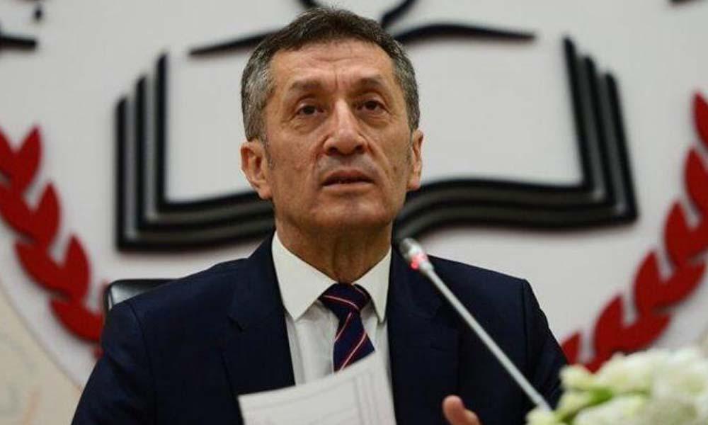 Bakan Selçuk'tan okulların açılış tarihine ilişkin yeni açıklama