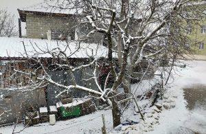 5 yıl aradan sonra, Antalya'da kar yağışı görüldü!