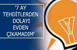 AKP teşkilatında taciz skandalı! 9 kadın istifa etti: 'Duyulursa kan gövdeyi götürür'