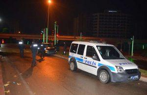 Kazaya yaptıkları kişiyi darbedip, kaçan iki şüpheliden biri, bir kez daha kaza yapınca yakalandı