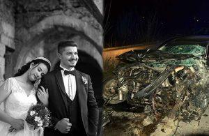 Antalya'da çarpışan iki otomobilden biri dereye uçtu: 6 kişi hayatını kaybetti!
