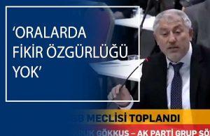 AKP'li Faruk Gökkuş: Avrupa ve Amerika'da artık bilimsel gelişmeler yok, oradakiler Türkiye'ye göç ediyor