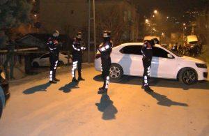 Ümraniye'de hareketli anlar; polis uyarı ateşi açtı