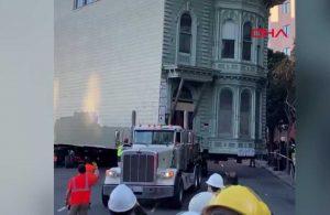 139 yıllık evi yeni adresine taşımanın maliyeti 400 bin dolar oldu