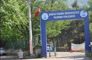 Bursa Teknik Üniversitesi'nde talan: Devletin parası AKP'li Tevfik Göksu'nun ağabeyine