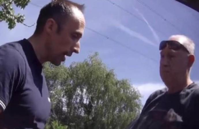 Tacizciyi çocuk kılığına giren polis yakaladı