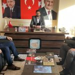 Vakaların patladığı ilde bürokratlardan AKP'li başkana tebrik yarışı