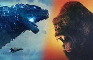 Japonya'ya özel Godzilla vs King Kong fragmanı yayınlandı.