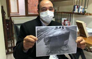 Hastalık teşhisi için gönderdiği organı kargoda kayboldu