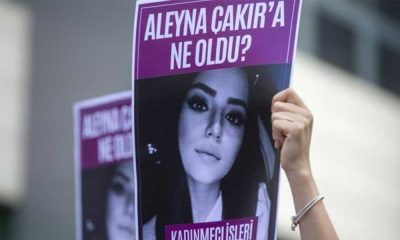 Aleyna Çakır'ın tehdit ve konut dokunulmazlığını ihlal davası ertelendi