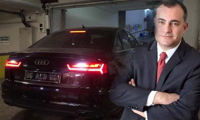 Çankaya Belediye Başkanı Taşdelen, makam aracını satışa çıkardı