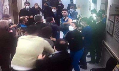 Gaziantep'te sağlık emekçilerine saldırı: 5 gözaltı