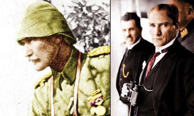 ABD dergisinde Atatürk'e büyük övgüler