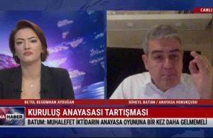 AKP, 1921 Anayasası'nda neden ısrarcı? – HAFTA SONU ANA HABER