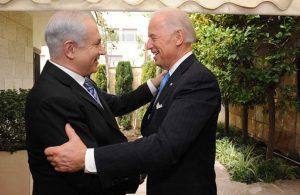 Biden İsrail Başbakanı Netanyahu ile görüştü