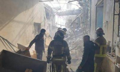 Bursa'da buhar kazanı patladı: 1 ölü