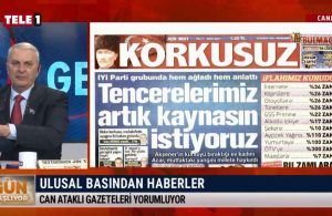 """""""Bunlar AKP'nin çöktüğünün kanıtı"""" – GÜN BAŞLIYOR"""