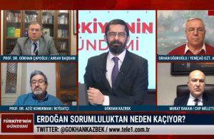 AKP'nin 'yönetim krizi'nden çıkışı var mı? – TÜRKİYE'NİN GÜNDEMİ