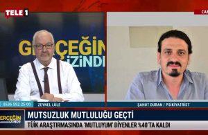 """Türkiye'de, """"Mutluyum"""" diyebilen insan sayısı azaldı, psikiyatrist Duran sebeplerini açıkladı – GERÇEĞİN İZİNDE"""
