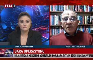 Fikret Bila: CHP'yi, PKK ile işbirliği yapıyormuş gibi gösterecek en son parti AKP'dir- HAFTA SONU ANA HABER
