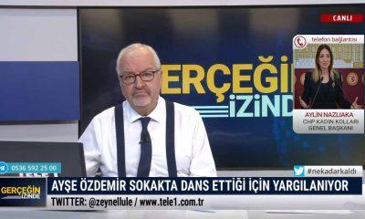 """""""Ayşe Özdemir sokakta dans ettiği için yargılanıyor"""" – GERÇEĞİN İZİNDE"""