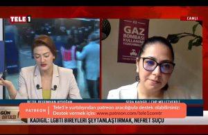 CHP'li Kadıgil: LGBTİ bireyleri 'şeytanlaştırmak' bir nefret suçudur – GÜN ORTASI