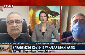 """""""Cumhurbaşkanı'nın, Karadeniz'deki faaliyetlere gelişi vaka sayısını artırdı"""" – GÜN ORTASI"""