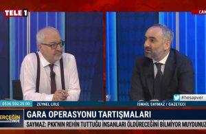 İsmail Saymaz: Dertleri HDP'yi kapatmak değil, Millet İttifakı içerisinde 'çatırdama' yaratmak – GERÇEĞİN İZİNDE