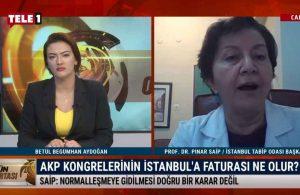 AKP kongrelerinin İstanbul'a faturası ne olur? – GÜN ORTASI