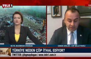 Türkiye neden çöp ithal ediyor? – GÜN ORTASI