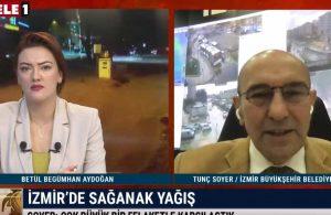 Tunç Soyer, İzmir'deki son gelişmeleri TELE1'e aktardı – GÜN ORTASI