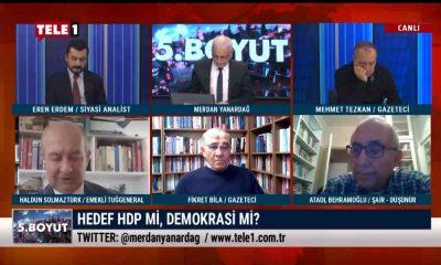 Hedef HDP mi, demokrasi mi? – 5. BOYUT