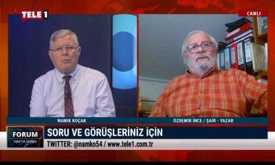 """""""Türkiye'de 209, Almanya'da 75 üniversite var"""" – FORUM HAFTA SONU"""