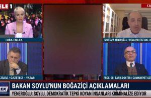 Deva Partili Yeneroğlu: Soylu, demokratik tepki koyan insanları kriminalize ediyor – MERCEK
