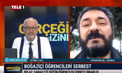 Avukat Efkan Bolaç: Yurt dışındaki her ülke, bu çocukları havada kapar – GERÇEĞİN İZİNDE