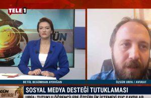 Avukat Özgür Urfa: Hukuki değil, siyasî bir kararlar tutuklandılar – GÜN ORTASI