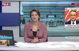 CHP'li Bülent Tezcan, Berberoğlu kararını değerlendirdi – GÜN ORTASI