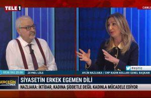 Aylin Nazlıaka: AKP'yi iktidara kadınlar getirdi, yine kadınlar indirecek-  GERÇEĞİN İZİNDE