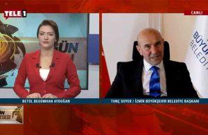 Tunç Soyer, İzmir'de yaşanan son durumu TELE1'e aktardı – GÜN ORTASI