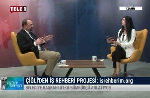 Çiğli Belediye Başkanı Gümrükçü, Ege'den Esintiler'in konuğu oldu – EGE'DEN ESİNTİLER