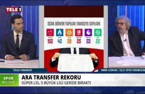 Süper Lig, 5 büyük ligi geride bıraktı – SPOR ARASI