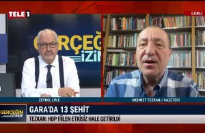Mehmet Tezkan: Bugüne kadar hangi olayda karşımıza bir 'siyasi sorumlu' çıktı ki? – GERÇEĞİN İZİNDE