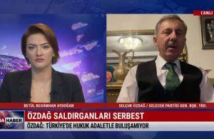 Selçuk Özdağ: Türkiye'de hukuk, adaletle buluşamıyor – HAFTA SONU ANA HABER